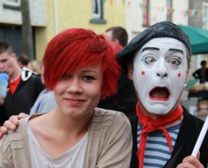 entertainment circus clown
