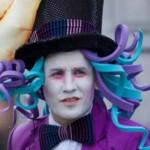 Carnival art service, performer