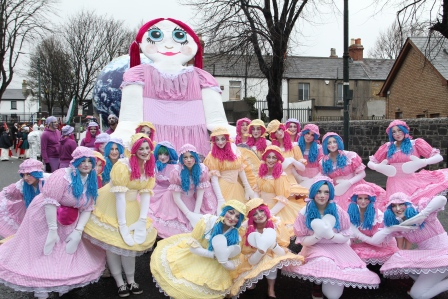 worlds largest rag doll