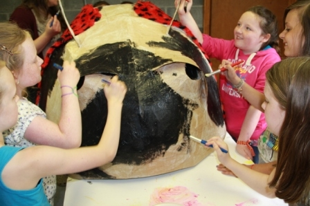 Carnival Art Workshops