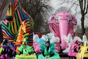 Saint Patrick's parade Ireland, Dublin Zoo, saint patricks parade ireland