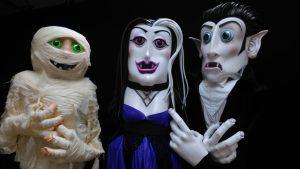 Halloween entertainers