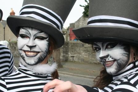 Saint Patrick's parade 2010, Street theatre parade