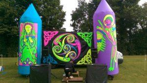 inflatable art ireland